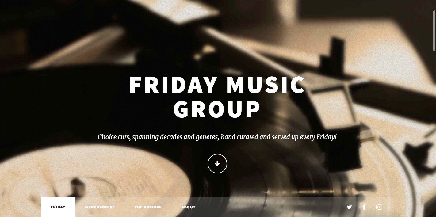 Friday Music Group